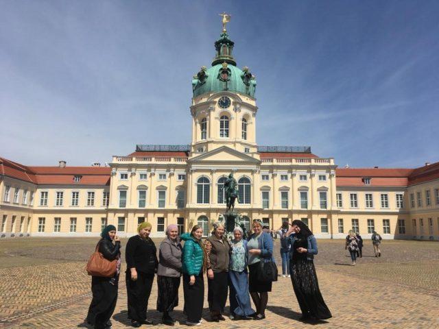 Foto Aktivitätenprogramm Frauen_Schloss Charlottenburg
